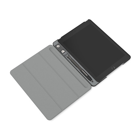 iPad Air Case + Stylus Holder