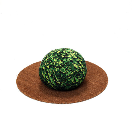 Topiary Ball Beanbag Chair // Ficus (Small)