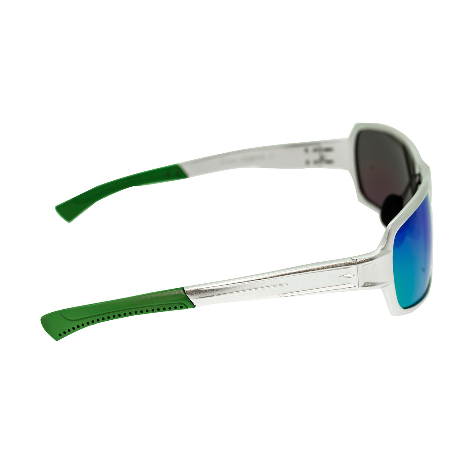 473173e36a Cosmos Sunglasses (Black Frame    Red-Yellow Lens) - Breed - Touch ...