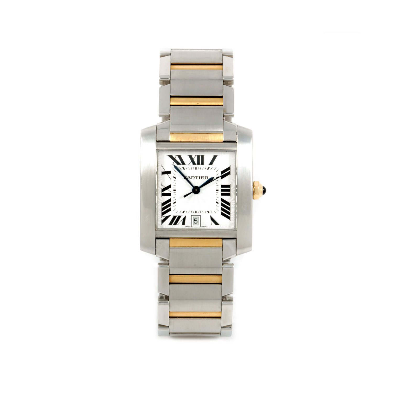 2f78713aab34 Cartier Tank Francaise Automatic    OB4662 - Vintage Watches - Touch ...