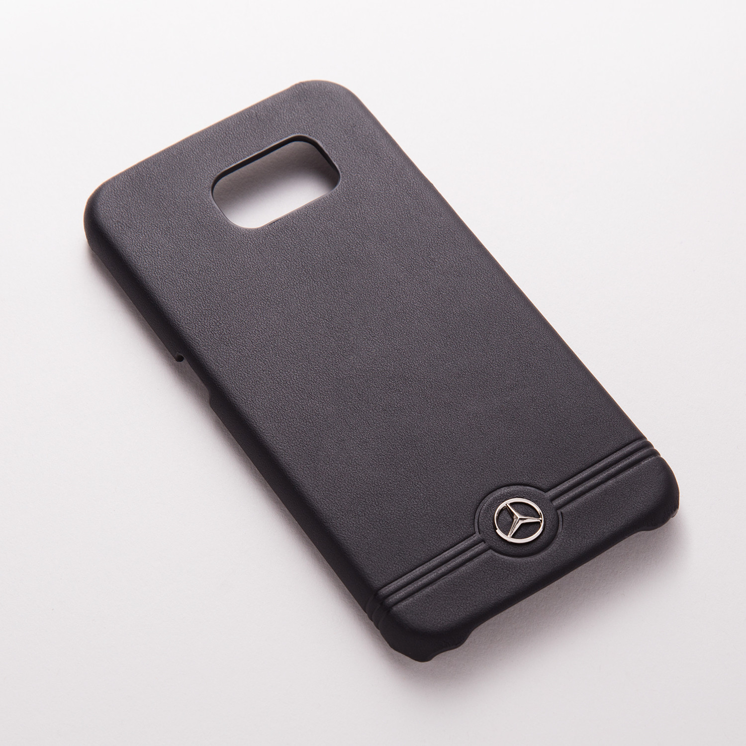 Mercedes pure line hardcase front grill black iphone for Mercedes benz telephone