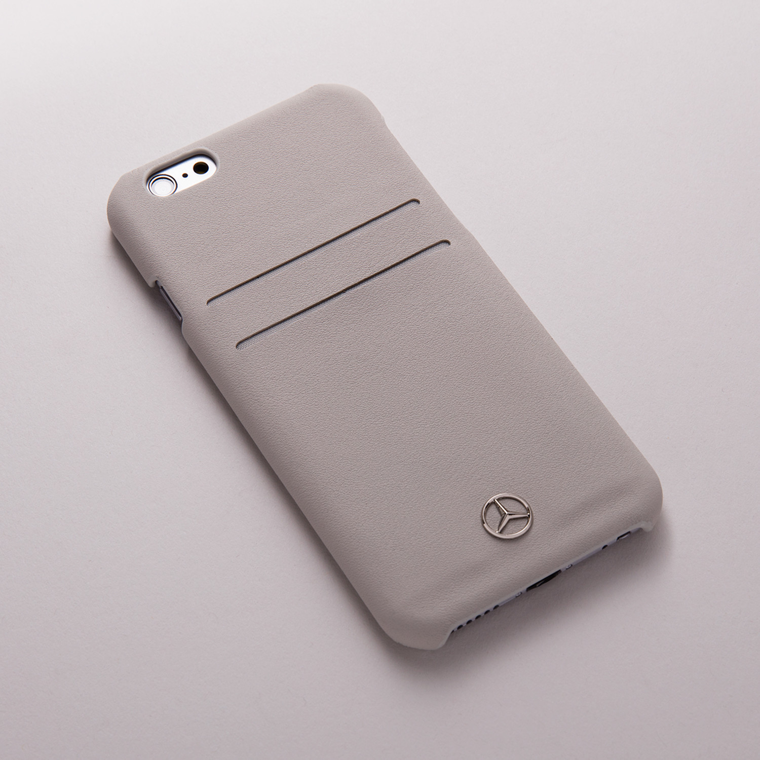 Mercedes pure line hardcase grey iphone 6 6s plus for Mercedes benz product line