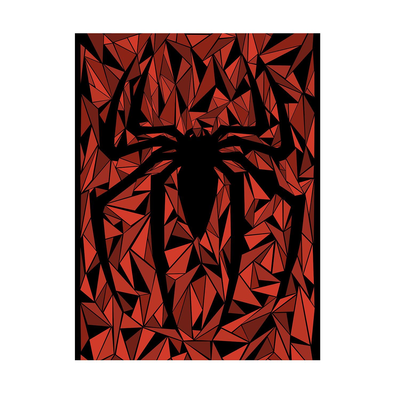 Spiderman Symbol Cristian Mielu Touch Of Modern