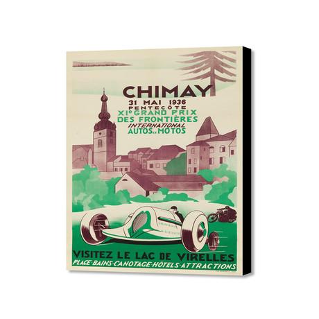 Chimay 31 Mai 1936