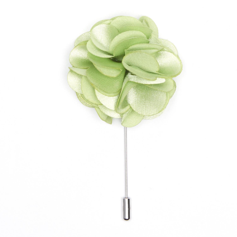Flower Lapel Pin Mint Green Karako Touch Of Modern