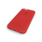 Mesh Case // Red (iPhone 6/6S Plus)