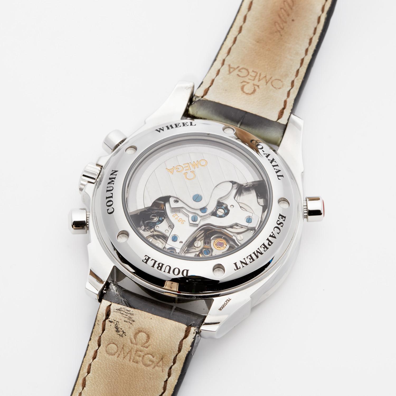 241fe8e7a0d4d Omega De Ville Co-Axial Rattrapante Automatic    4847.50.31    Store ...