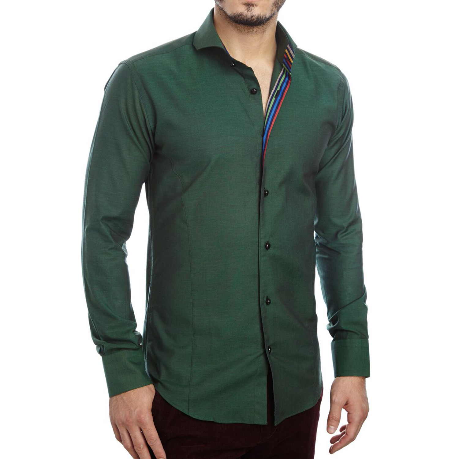 Hunter Green 3xl Modus Man Touch Of Modern