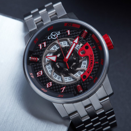 GV2 Motorcycle Sport Swiss Automatic // 1300B