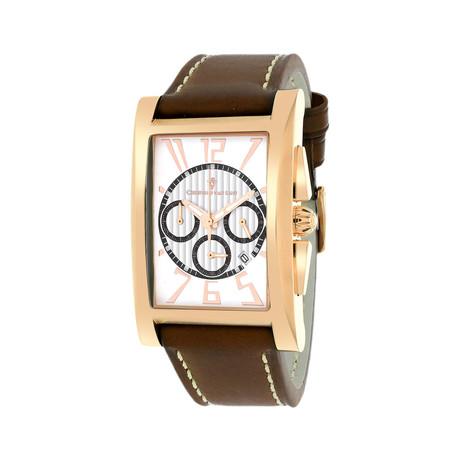 Christian Van Sant Cannes Chronograph Quartz // CV4515
