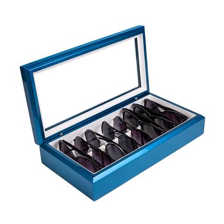 OYOBox // Metallic Blue