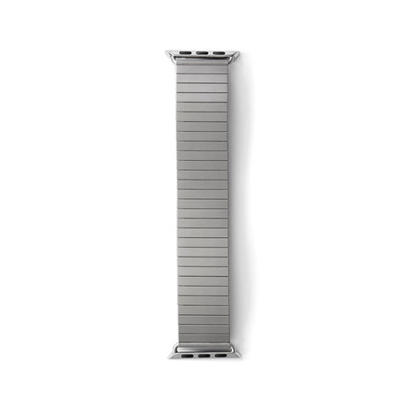 Apple Watchband // 38mm // Silver (Extra Small/Small)