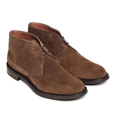 Chukka Boot // Dark Brown