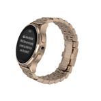 Luna Classic Digital Smart Watch // Rose Gold + Rose Gold Bracelet