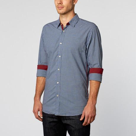 Harry Sport Shirt // Blue