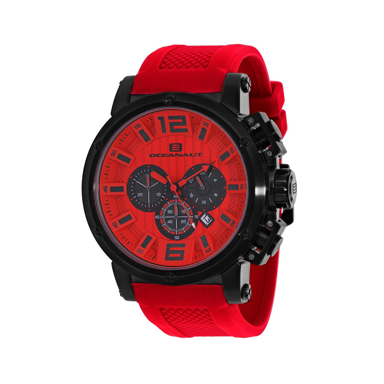 Oceanaut spider quartz chronograph oc2142 oceanaut touch of modern for Celebrity quartz watch