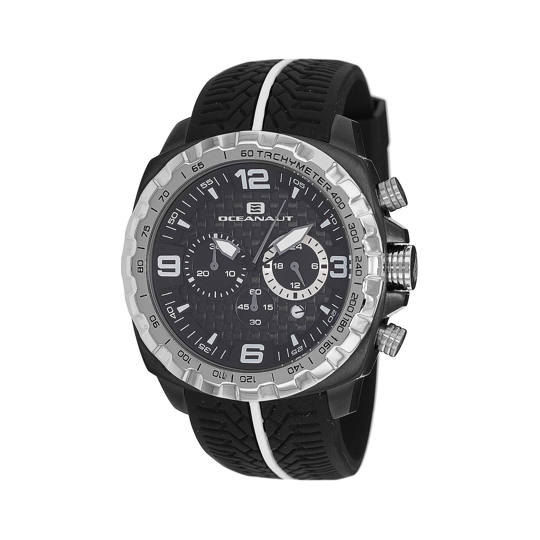 Oceanaut racer chronograph quartz oc1120 oceanaut touch of modern for Celebrity quartz watch