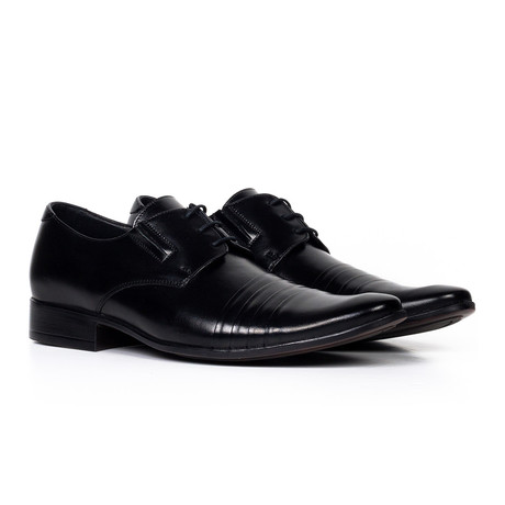 Leather Derby // Black