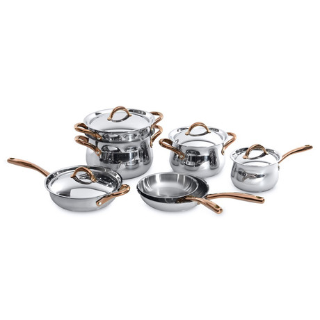 Ouro Cookware // 11 Piece Set