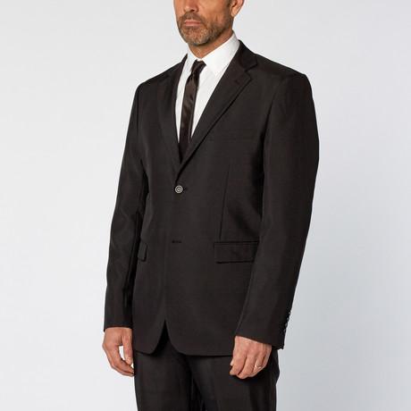 Classic Poly Suit // Black (US: 36S)