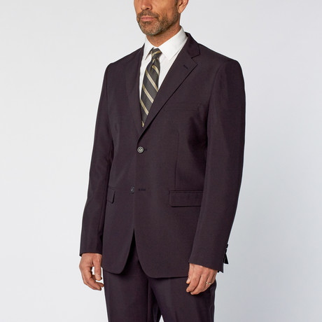 Classic Poly Suit // Navy (US: 36S)