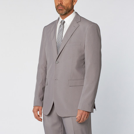 Classic Poly Suit // Light Gray (US: 36S)