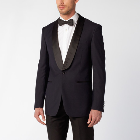 Shawl Tuxedo // Midnight Blue (US: 36S)