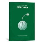 "Caddyshack Minimal Movie Poster // Chungkong (26""W x 40""H x 1.5""D)"