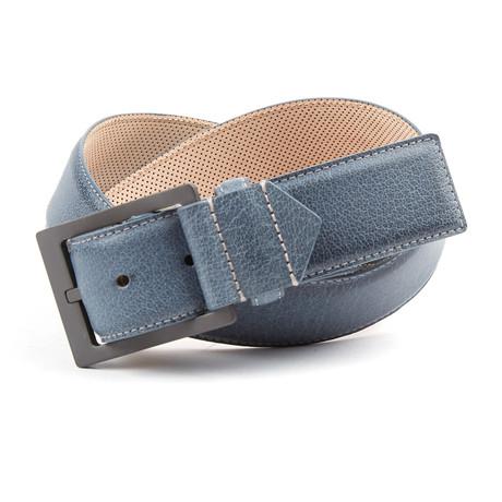 Union Belt // Slate Blue