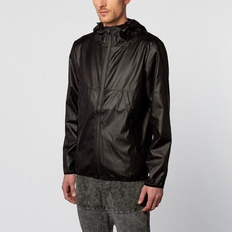 Cooper Lightweight Jacket // Caviar
