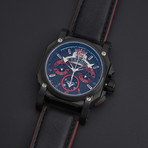 Visconti 2 Squared Chronograph Automatic // Limited Edition // W105-03-146-0017