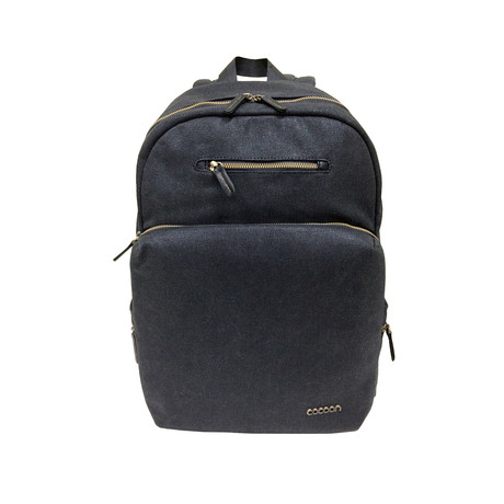 "Urban Adventure // 16"" Laptop // Backpack (Black)"