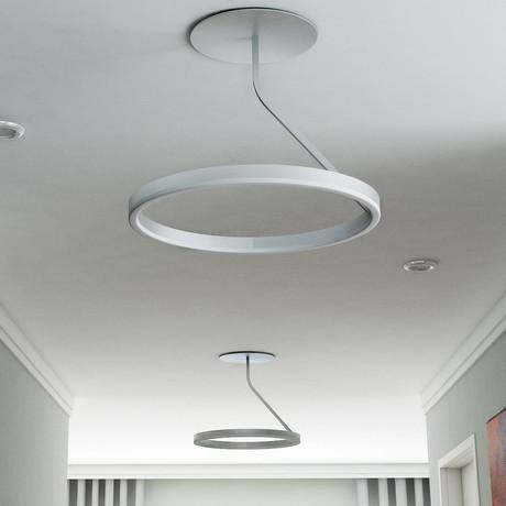 Zuben // Orbicular Ceiling Fixture