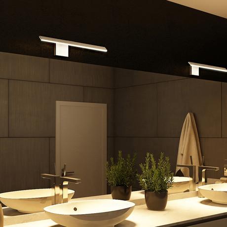 """Wezen // Bathroom Light // 21"""""""