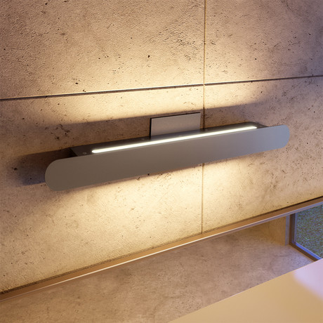 Scheddi // Aura Bathroom Light