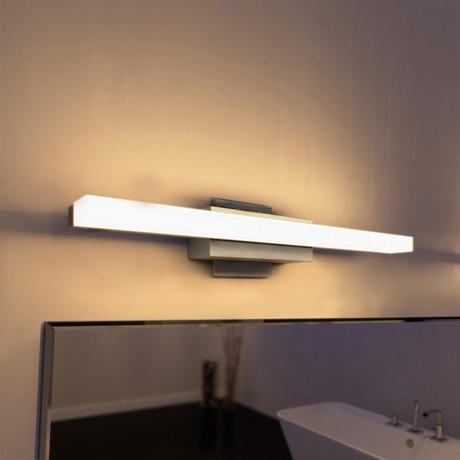 "Procyon // Bathroom Light // 24"""