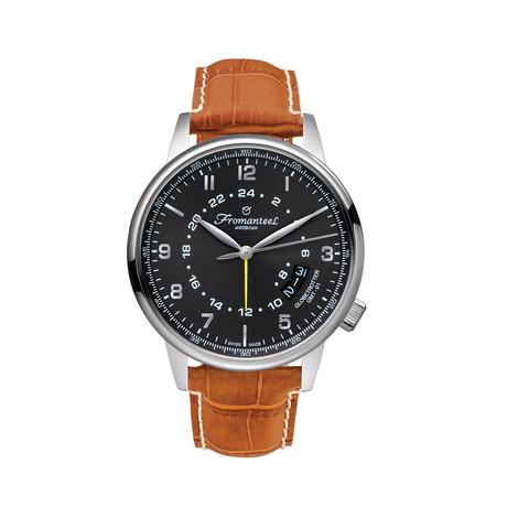 Fromanteel Globetrotter GMT Quartz // GT-0602-010