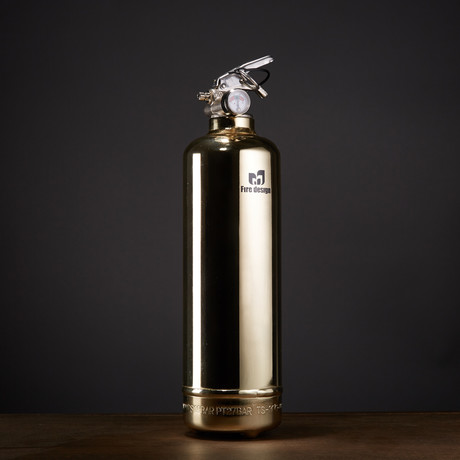 Fire Design // Gold