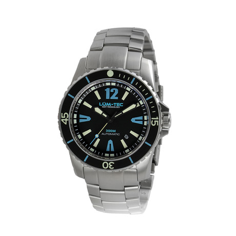 Lum-Tec 300M-4 Automatic // LT300M4 (Case Size: 40mm)