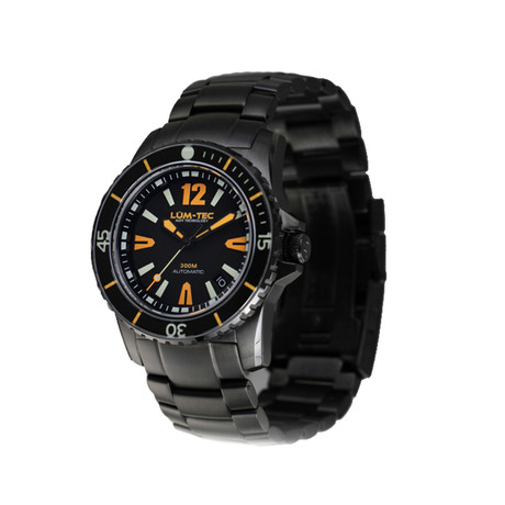 Lum-Tec 300M-3 Automatic // LT300M3 (Case Size: 40mm)