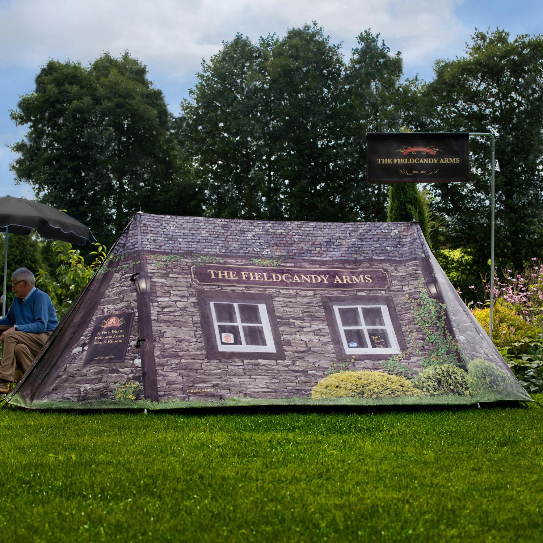 Worlds Smallest Pub Tent & Worlds Smallest Pub Tent - Fieldcandy - Touch of Modern