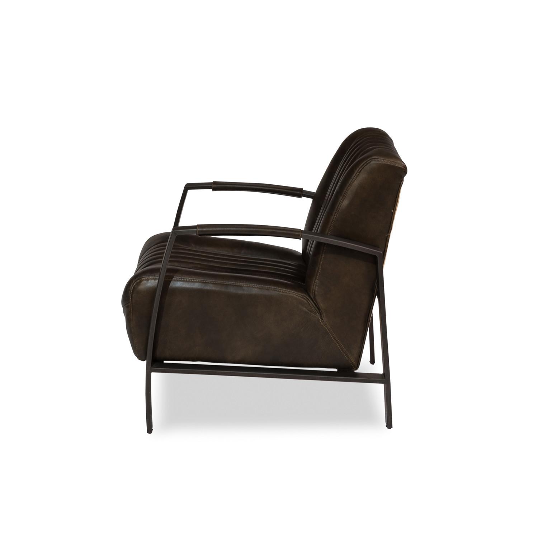 Princeton Club Chair Black Sarreid Touch Of Modern