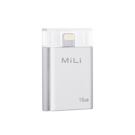 Mili iData // Silver (32 GB)