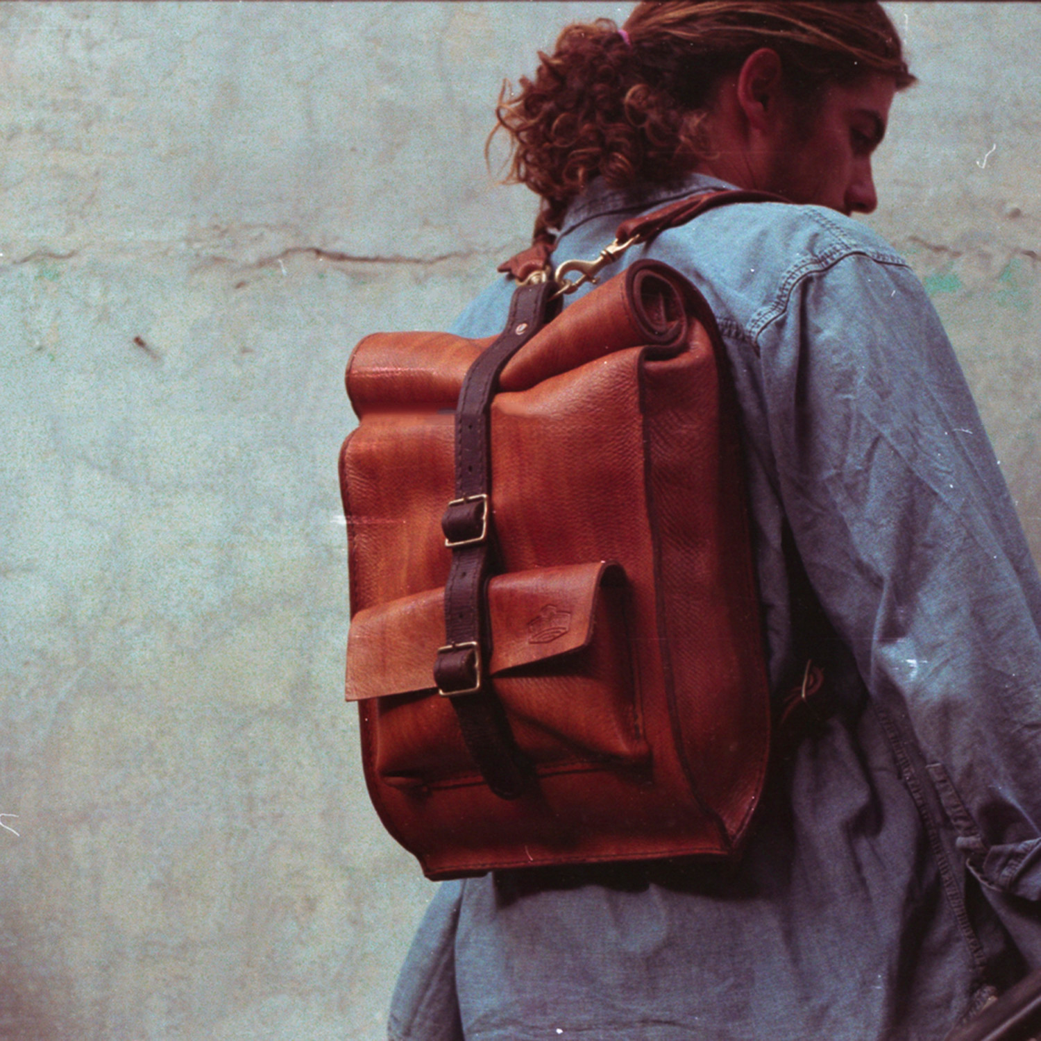 9f10c4d6874b The Emily    Oversized Leather Tote Bag. Members-only Pricing · The Finn     Leather Travel Backpack