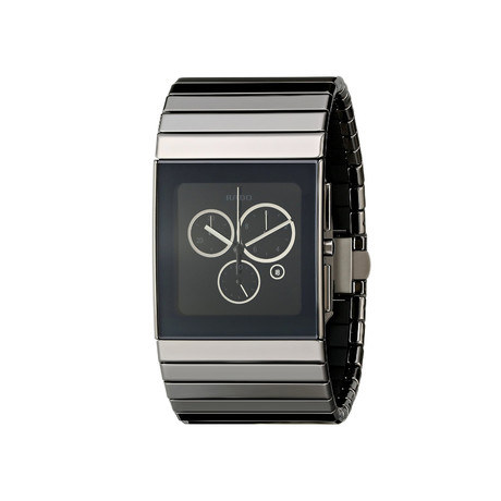 Rado Ceramica Quartz Chronograph // R21824152