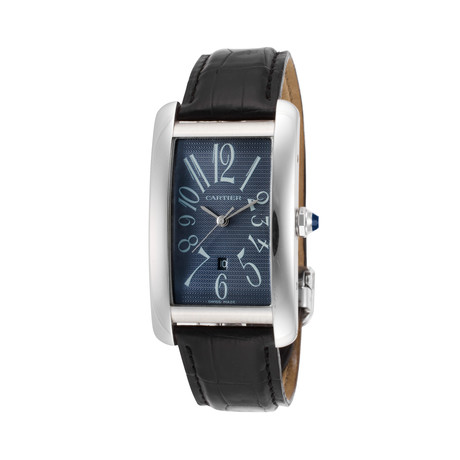Cartier Tank Automatic // W2605229 // Pre-Owned
