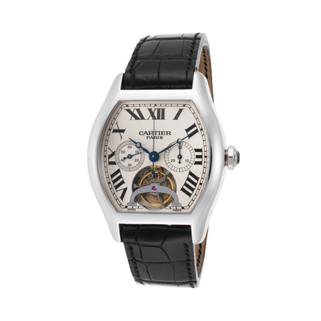 Cartier Privee Manual Wind // W1545751 // Store Display