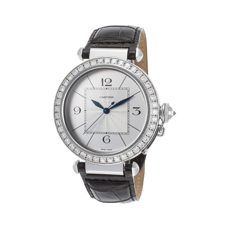 Cartier Pasha Automatic // WJ120251 // Pre-Owned