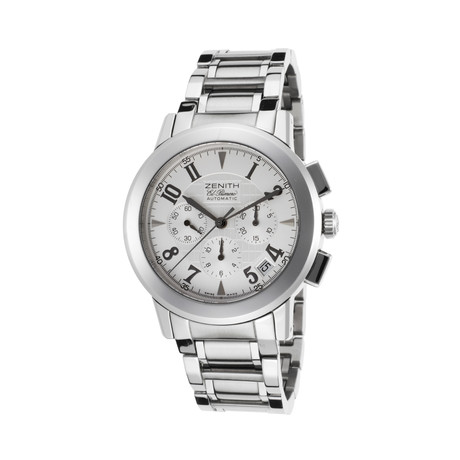 Zenith Port Royal Automatic // 020451400-02M45 // Store Display