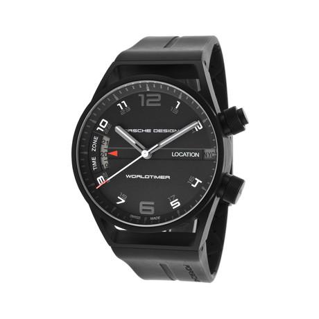Porsche Design Worldtimer Automatic // 6750-13-44-1180 // New